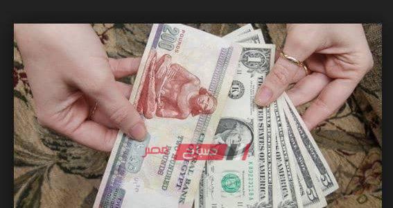 أسعار الدولار الأمريكي (العملة الخضراء) اليوم