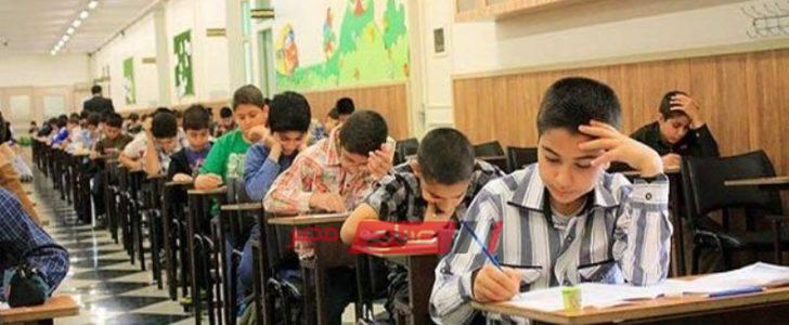 التعليم تبدأ إجراءات الاستعداد لامتحانات نصف العام الدراسية 2019/2020