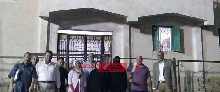 لجنة متابعة محلية بالرياضة بدمياط تتفقد مراكز شباب فرع السرو