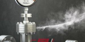 انتشار رائحة الغاز