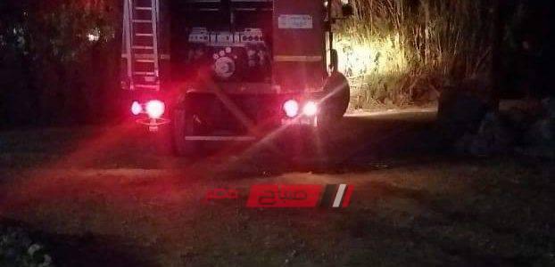 مصدر امني: إخماد حريق نشب في ورشة موبليات بدمياط دون خسائر بشرية