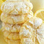 طريقة عمل كوكيز الليمون