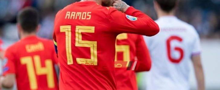 ملخص مباراة إسبانيا ورومانيا تصفيات يورو 2020