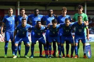 ملخص مباراة إيطاليا والبرازيل كأس العالم تحت 17 سنة