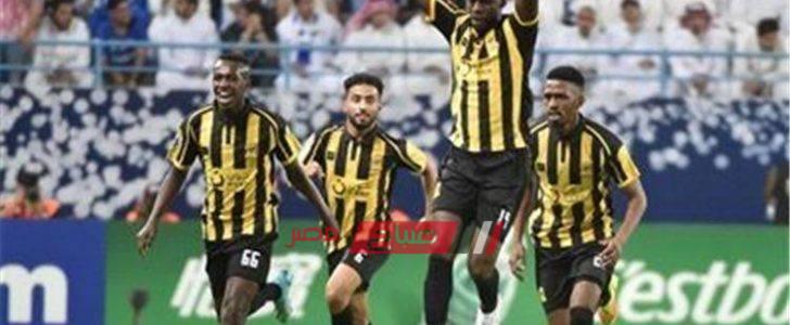 ملخص مباراة الاتحاد والرياض كأس الملك