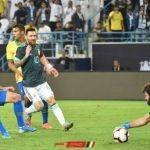 ملخص ونتيجة مباراة البرازيل والأرجنتين الودية