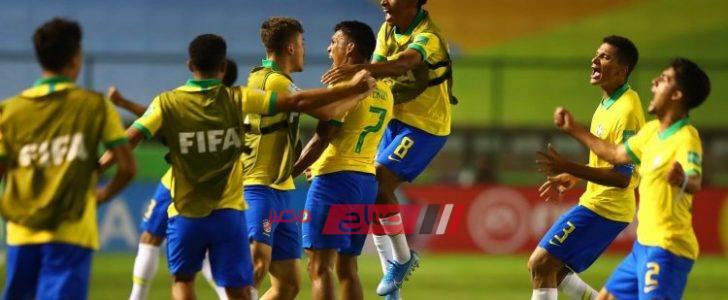 نتيجة مباراة البرازيل والمكسيك كأس العالم للشباب