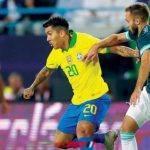 ملخص ونتيجة مباراة البرازيل وكوريا الجنوبية الودية
