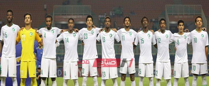 ملخص مباراة السعودية وأفغانستان تصفيات أسيا للشباب