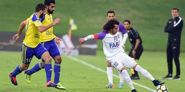 ملخص ونتيجة مباراة الظفرة والعين كأس الخليج العربي الاماراتي