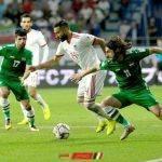 نتيجة مباراة العراق وإيران تصفيات كأس اسيا 2022