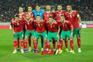 ملخص مباراة المغرب وموريتانيا كأس أمم إفريقيا 2021