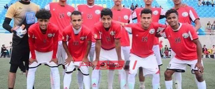 ملخص مباراة اليمن وسري لانكا تصفيات اسيا للشباب