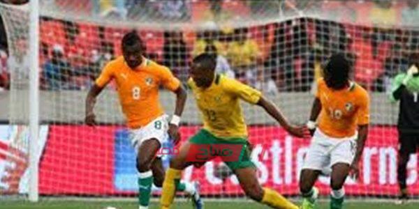 ملخص مباراة ساحل العاج وجنوب إفريقيا بطولة إفريقيا لأقل من 23 سنة