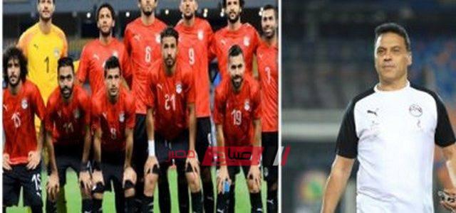 ملخص مباراة مصر وليبيريا الودية