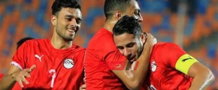 ملخص مباراة مصر ومالي بطولة إفريقيا