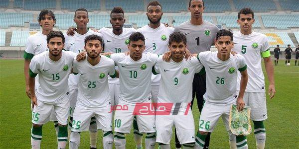 ملخص مباراة السعودية والبحرين بطولة دبي الودية
