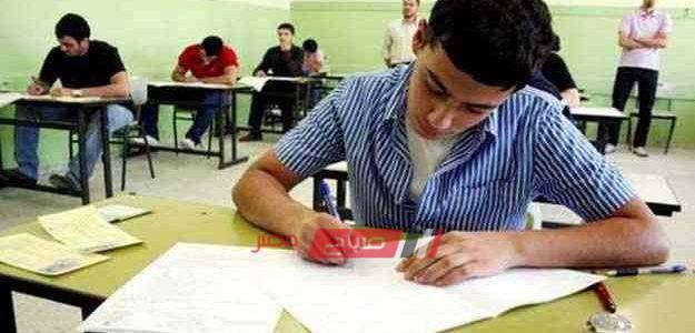 مواعيد امتحانات نصف السنه لجميع الصفوف التعليمة بدء من شهر ديسمبر