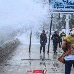 أخبار الطقس هطول الأمطار على السواحل الشمالية وانخفاض درجات الحرارة غداً