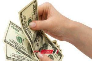 أسعار الدولار اليوم في مصر الأربعاء 13\11\2019