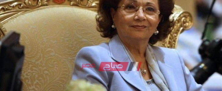نقل سوزان مبارك إلى العناية المركزة ونجلها علاء: إن شاء الله خير