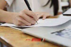 مواعيد امتحانات 2020 إعدادي وثانوي