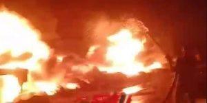الصحة تعلن ارتفاع حصيلة ضحايا انفجار خط بترول إيتاي البارود لـ 6 أشخاص وإصابة 15 آخرين