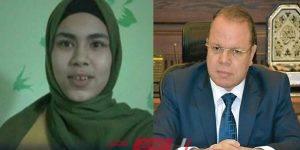 بعد أمره بحفظ القضية.. النائب العام يوجه رسالة لفتاة العياط