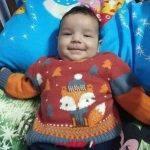"""الكشف الطبي على الطفل يازن """"رضيع السلم"""" يؤكد سلامته من الإصابة بثقب في القلب"""