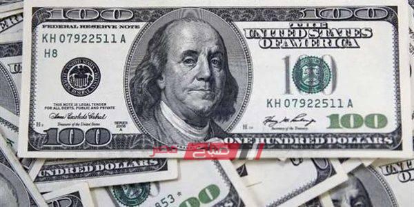 أسعار الدولار في مصر اليوم السبت 7-12-2019