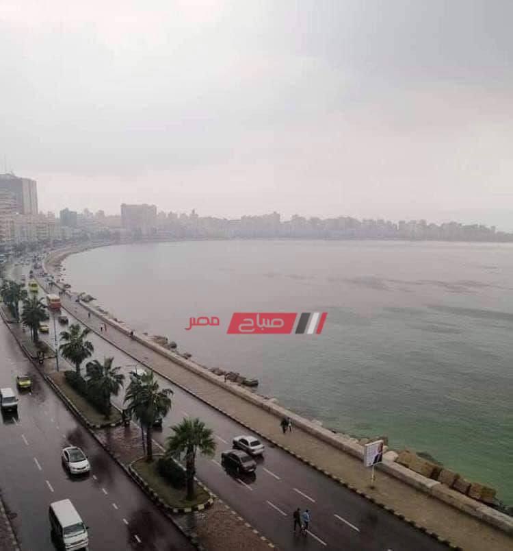 توقعات الأرصاد عن حالة الطقس اليوم الأربعاء 18-3-2020 في مصر - موقع صباح مصر
