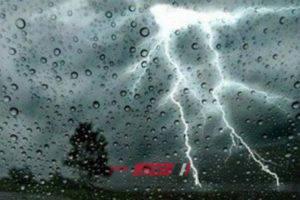 بالفيديو-الأرصاد: أمطار غزيرة محملة بأتربة على جميع الأنحاء