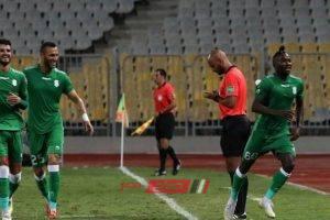 الدوري المصري نتيجة مباراة الاتحاد السكندري وحرس الحدود