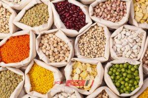 تباين أسعار البقوليات و الحبوب في الأسواق