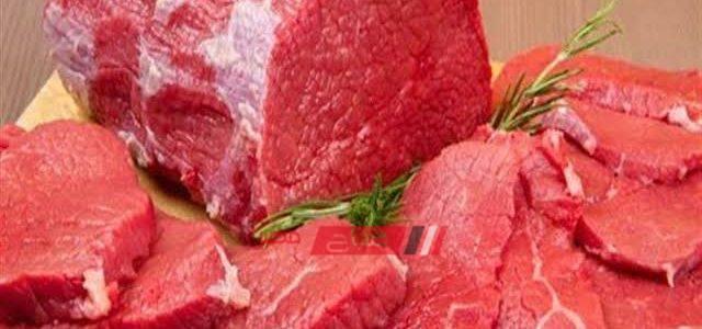 أسعار اللحوم البلدي والمستوردة اليوم الجمعة 28-2-2020 في الإسكندرية