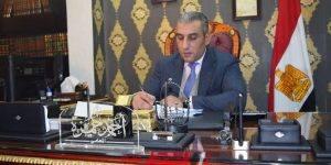 المستشار أحمد حمزة المحلل السياسي والقانوني