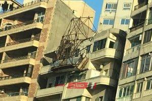 تداول بوست على فيس بوك يتهم مواطن بالتنقيب عن الآثار داخل عقار في الإسكندرية