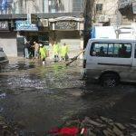 الإسكندرية ترفع درجة الاستعداد لاستقبال موجة الطقس السىء