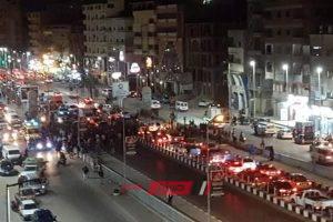 بالاسم والصورة مصرع طفل وإصابة سيدة جراء حادث سير مروع في دمياط
