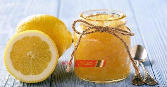 طريقة عمل مربى الليمون