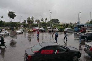 طقس غداً الجمعة انخفاض درجات الحرارة 7 درجات وتساقط أمطار