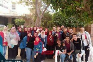 طلاب صيدلة الزقازيق يطلقون حملة للتبرع بالدم