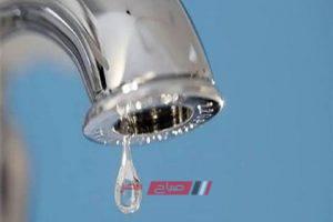 انقطاع مياه الشرب عن مناطق متعددة في محافظة الإسكندرية الجمعة المقبل- تعرف على التفاصيل