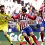 كورة اون لاين مشاهدة مباراة أتلتيكو مدريد وفياريال بث مباشر
