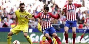 مباراة أتلتيكو مدريد وفياريال