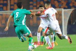 كأس مصر نتيجة مباراة الزمالك والشرقية