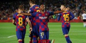 مباراة برشلونة وانتر ميلان