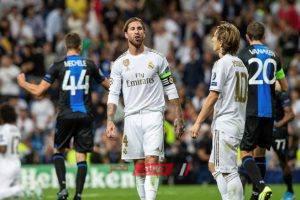 ملخص مباراة ريال مدريد وكلوب بروج دورى الابطال الاوروبي
