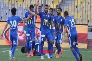 نتيجة مباراة سموحة والعبور كأس مصر