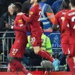 الدوري الانجليزي نتيجة مباراة ليفربول وإيفرتون